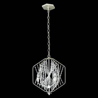 Chingford 6 Light Crystal Geometric Chandelier In 2020 Geometric Chandelier Pendant Light Varaluz
