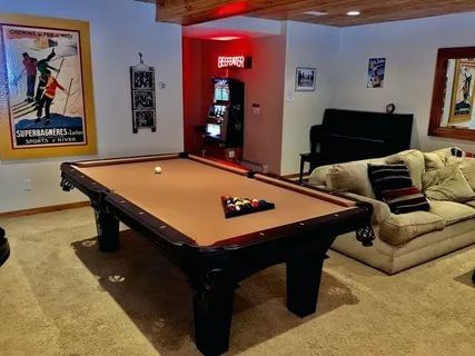 40 Best Game Room Ideas Game Room Setup For Adults Kids Game Room Small Game Rooms Room Setup