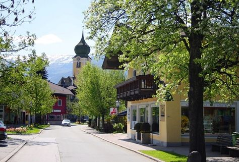 Westendorf Kirche Hl Nikolaus Kitzbuhel Tirol Aut Schone Orte