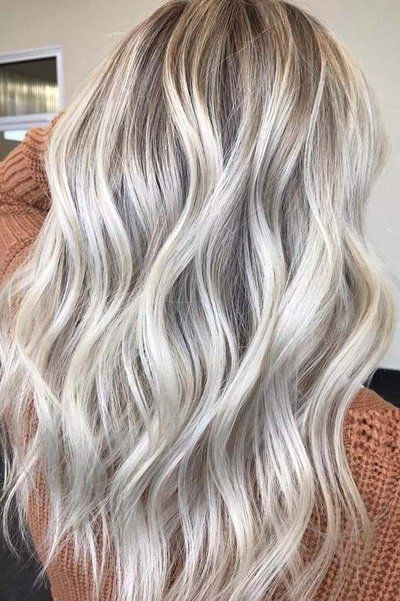 Bright And Beautiful Hair Color Inspiration For Summer 2018 Bright Blonde Hair Champagne Blonde Hair Ash Hair Color