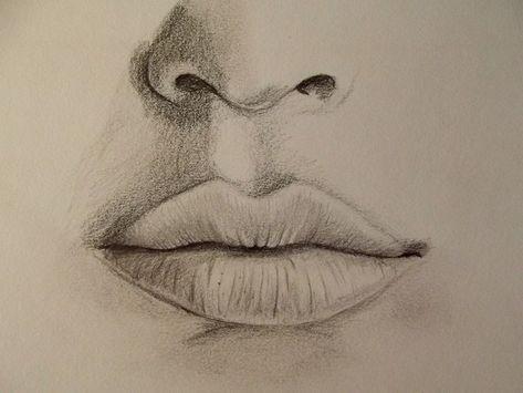 Photo of Realistischen Mund zeichnen – Zeichen Tutorial – Pin Blog Für Alles