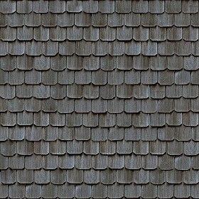 Textures Texture Seamless Wood Shingle Roof Texture Seamless