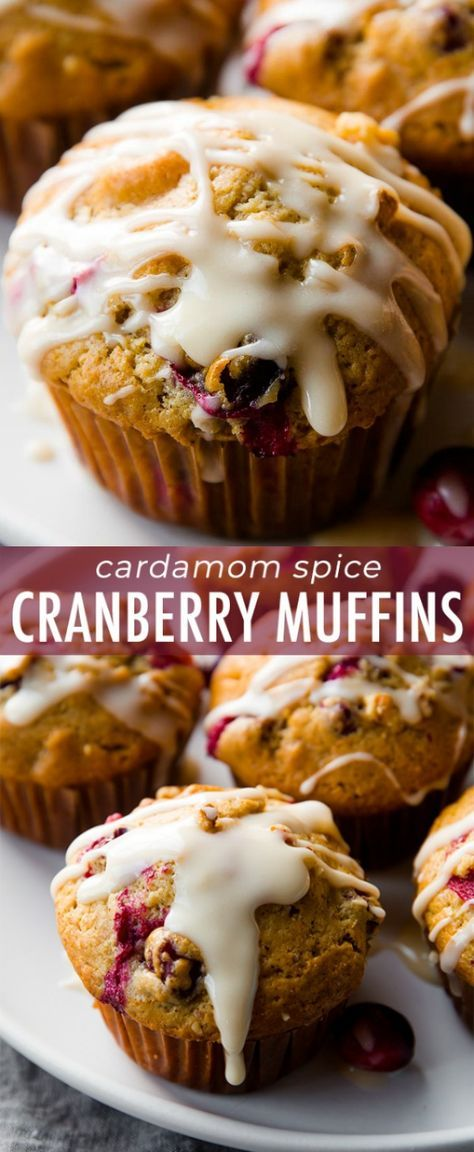 Cranberry Walnuts Cinnamon And Cardamom Spice Come Together In