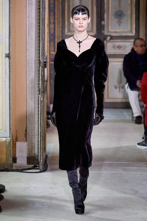 Olivier Theyskens Fall 2019 Ready To Wear Fashion Show In 2019