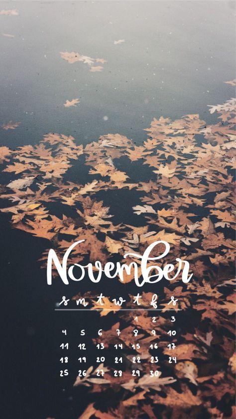 Wallpaper Backgrounds Aesthetic November 35 Ideas November Wallpaper Calendar Wallpaper Wallpaper Iphone Christmas