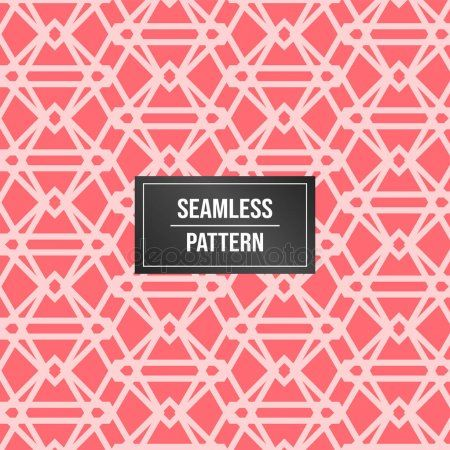 Geometric Pattern Background Abstract Pattern Pink Background