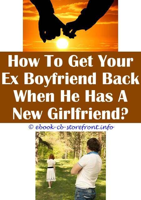 Rebound boyfriend a in my is relationship ex If Your