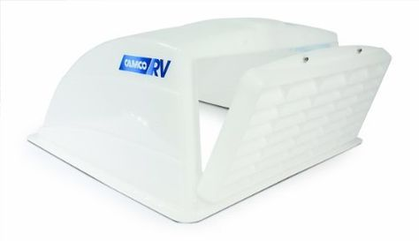 Camco 40431 Rv Roof Vent Cover White By Camco 19 00 Camco Vent Cover White Is Designed To Allow Fresh Air Ventilati Roof Vent Covers Camco Vent Covers