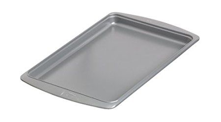 Wilton Avanti Everglide Metal Safe Non Stick Cookie Pan 15 1 4 X 10 1 4 X 3 4 Inch Review Baking Cookie Sheets Wilton Baking Baking