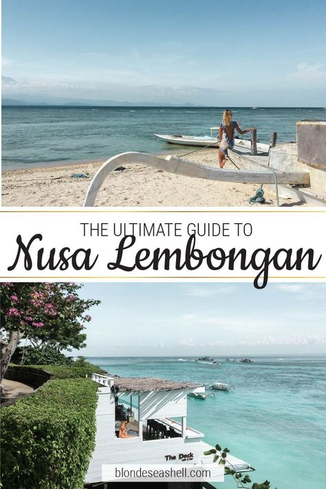 This Nusa Lembongan travel guide shows you where to eat, sleep and what fun things to do on the beautiful island Nusa Lembongan.