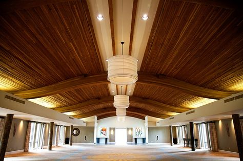 Mission Bay Room wedding reception venue in San Diego at Paradise Point Resort & Spa. #WeddingVenues