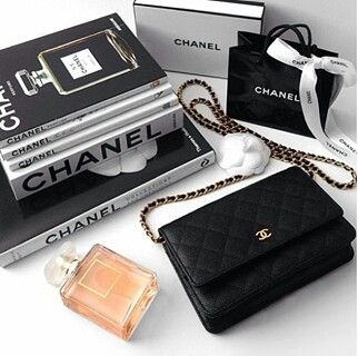 ~A girl can never have too much Chanel~