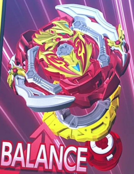 """Union Achilles.Cn(Convert).Xt+(Xtend plus) Retsu.The Gatinko chip is """"Achilles"""",the layer weight is """"Retsu"""" and the layer base is """"Union"""".It's a balance type bey.The Union layer base has a mode change gimmick that can switch between 2 modes: speed mode and power mode.In this picture Union Achilles is on its speed mode."""