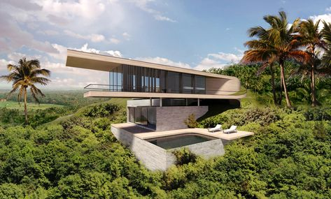 World of Architecture: Modern Contemporary House In Bali
