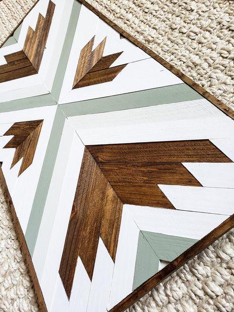 Diy Wood Wall, Reclaimed Wood Wall Art, Wooden Wall Art, Diy Wall Art, Wood Artwork, Repurposed Wood, Salvaged Wood, Scrap Wood Art, Wood Wall Art Decor