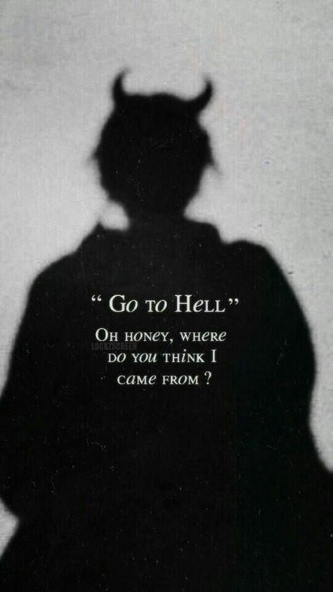 Ich wünschte, ich könnte zurückgehen. Zumindest kann ich meine Dämonen in der Hölle sehen - Laura Cunha #Cunha #Dämonen #der #Hölle #ich #kann #Könnte #Laura #meine #sehen #wünschte #Zumindest #zurückgehen
