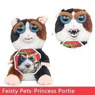 Funny Monkey Plush Princess Portie Fingersmonkeysshop Cute