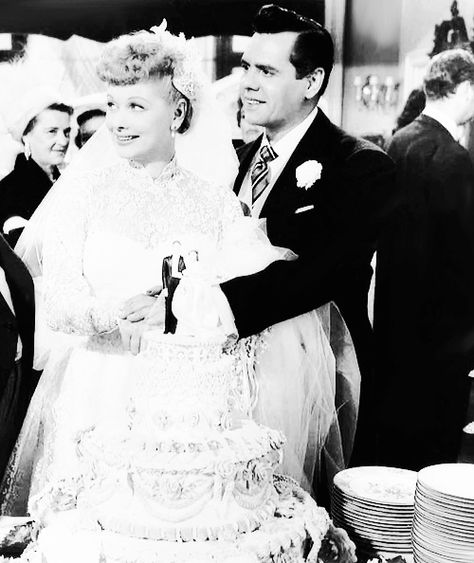 Lucille Ball and Desi Arnaz - They were married for nearly 20 years and even though they divorced in 1960 they never stopped loving each other.