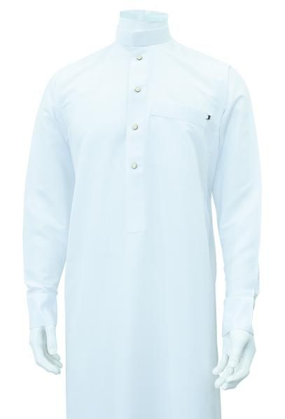 ثوب رجالي 6 زرار كبس Tops Fashion Chef Jackets