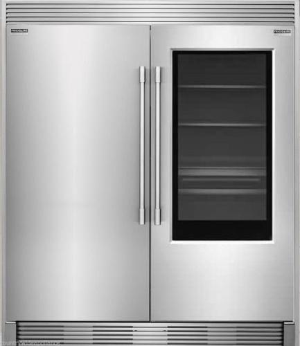 Nib Frigidaire Pro Refrigerator Freezer Combo Fpgu19f8tf