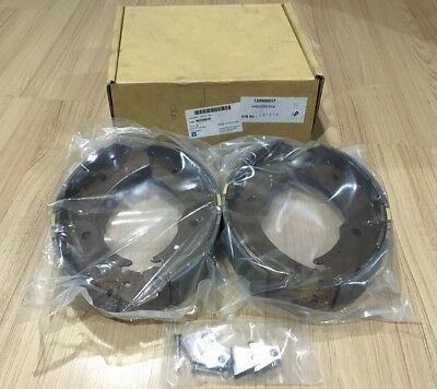 Sponsored Ebay Genuine Brake Shoe Rear Kit Isuzu Dmax Chevrolet Trailblazer Holden Colorado 4wd In 2020 Chevrolet Trailblazer Holden Colorado Brakes And Brake Parts