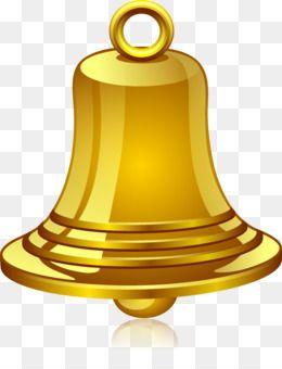 Bell Png Bell Transparent Clipart Free Download Bell Computer File Vector Gold Bells Seni Desain Desain Logo