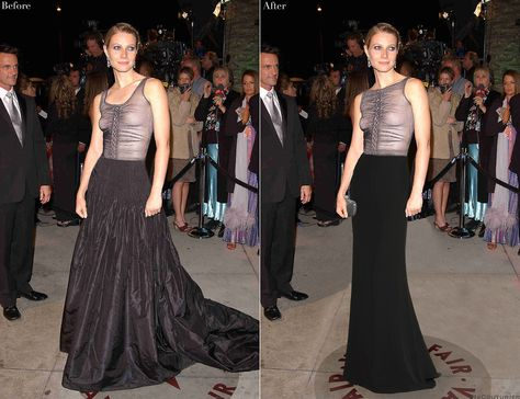 3d4efd5dcf40 Gwyneth Paltrow ReCoutured  the Alexander McQueen gown she wore to the 2002  Academy Awards caused an uproar. In a bad way. Even today people shudder at  the ...