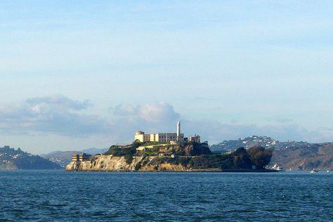 Alcatraz in California