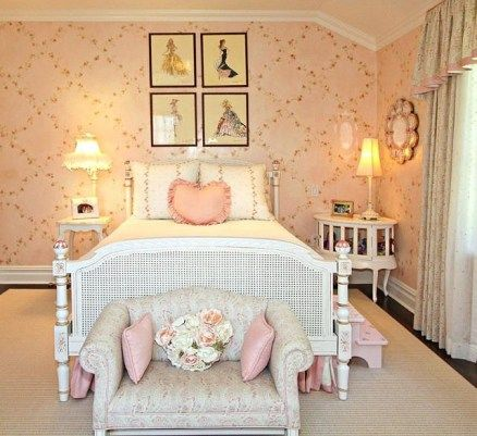 Shabby Chic Childrens Bedroom Furniture Ideas Unique Shabby Chic Girls Bedroom Ideas Shabby Chic Shabby Chic Girl Room Shabby Chic Bedroom Chic Bedroom Design