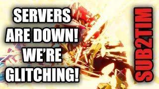 Servers are down! we're glitching! - TimTheTatMan (Fortnite Battle