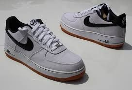 nike af1 white canvas gum 1995 | sneakers in 2019 | Nike air