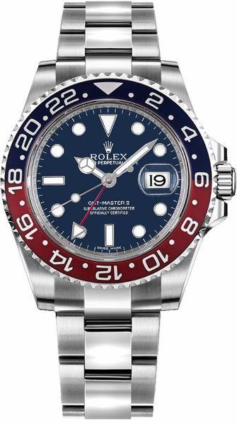 116719blro Rolex Gmt Master Ii Blue Dial Men S Watch Rolex Watches For Men Rolex Watches Rolex Gmt