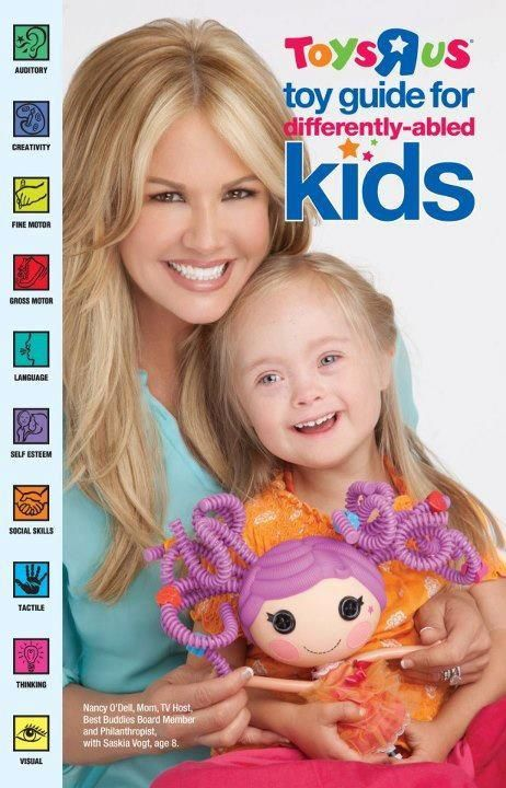 TOYS R US DIFFERENTLY - ABLED TOY GUIDE 2012