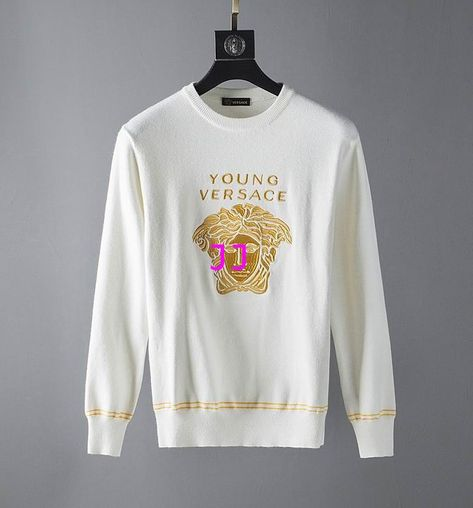 73c9cdc0ada Wholesale Cheap Versace Mens Sweater for Sale | apparel & clothes ...
