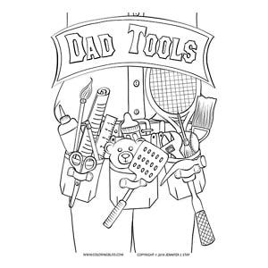 Father S Day Cards And Crafts Start Here With This Downloadable