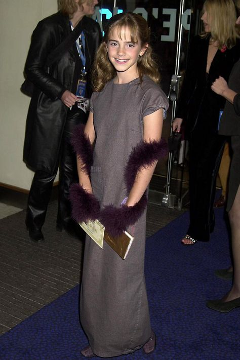 See Emma Watson's Harry Potter Premiere Style Through the Years