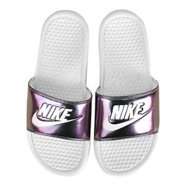 Sandália Nike Benassi Jdi Print Feminina Feminino | Chinelos