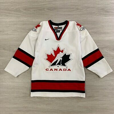 Team Canada 2002 Olympic Youth Hockey Jersey In 2020