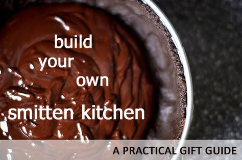 build your own smitten kitchen  http://smittenkitchen.com/blog/2009/12/build-your-own-smitten-kitchen/