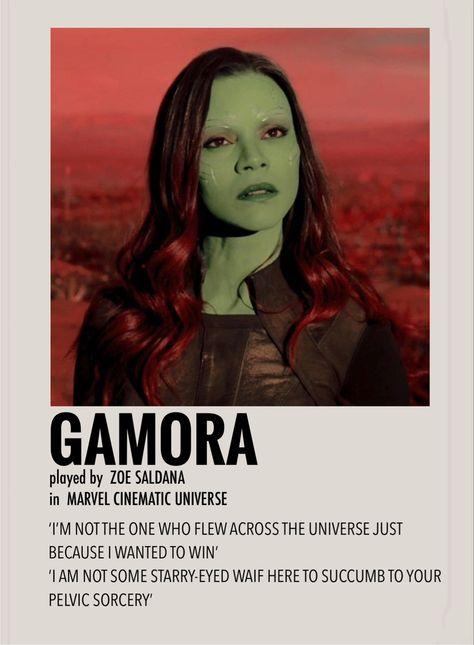 Gamora by Millie