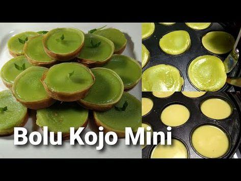 Bolu Kojo Mini Youtube In 2020 Bolu Food Mini