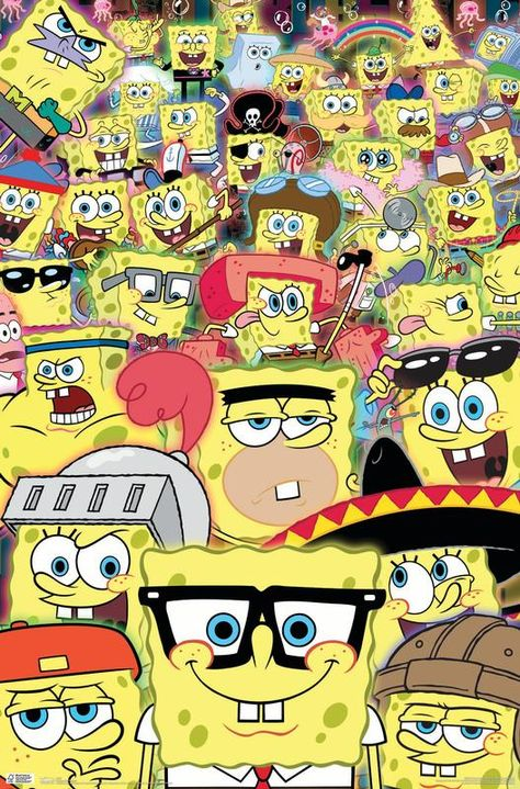 SpongeBob - Disguise Poster and Poster Mount Bundle