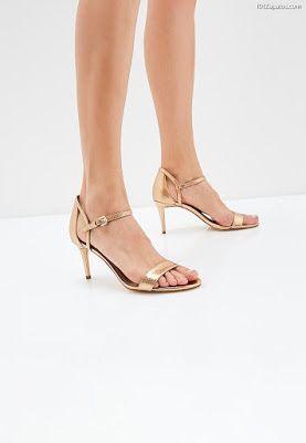 86374046 List of Pinterest sandalias de moda doradas pictures & Pinterest ...