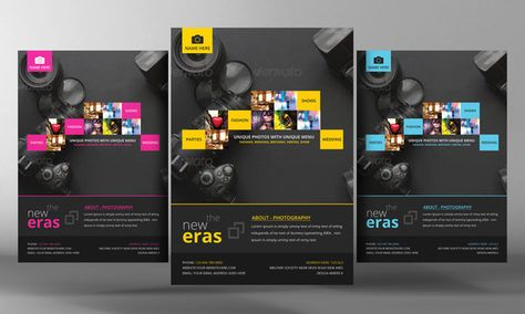 Check Out Photo Collage Flyer Template By Ultimatebundles On