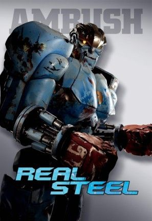 Real Steel Poster Id 1302119 Real Steel Steel Hot Cocoa Gift