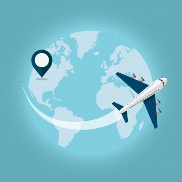Traveling Around The World By Plane Travel Around The World Travel Around Fly Around The World