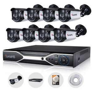 Poe Security 2tb Hdd Camera System Surveillance System Wireless Home Security Systems Wireless Home Security Home Security Camera Systems