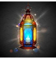 Illuminated Lamp On Ramadan Kareem Generous Ramadan Ramadan Kareem Decoration Ramadan Crafts