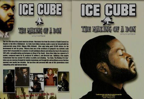 The Making Of A DON - Ice Cube Music & More DVD