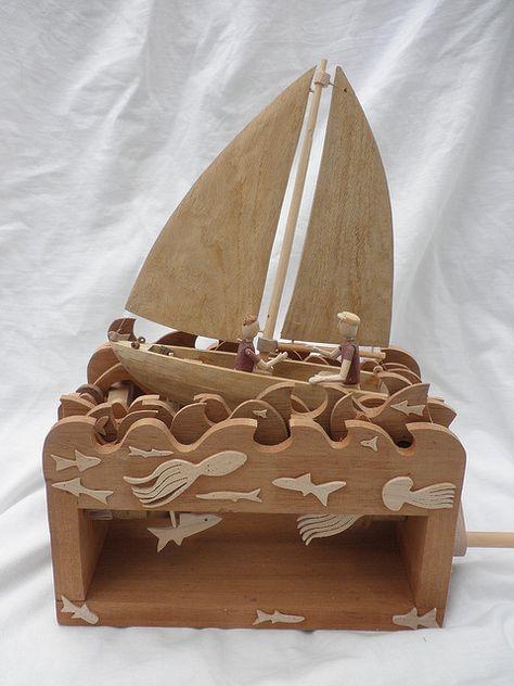 Sailboat Automata 2009